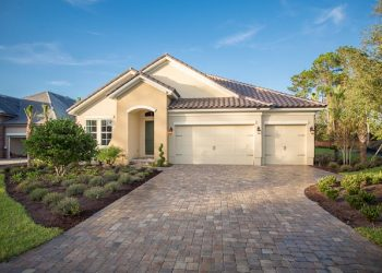 Plantation Model Lot 2 Front Elev 1