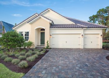 Plantation Model Lot 2 Front Elev 2