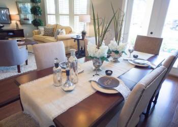Kitchen table details